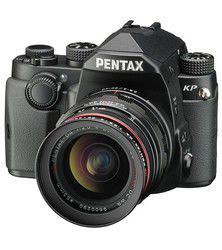 Pentax KP : viseur 100%, tropicalisation et mode Pixel Shift Resolution