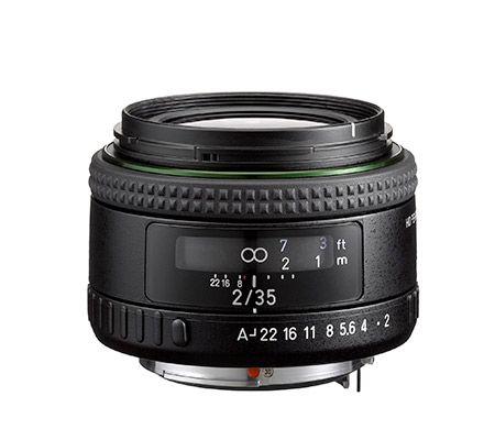 Pentax HD FA 35 mm f/2