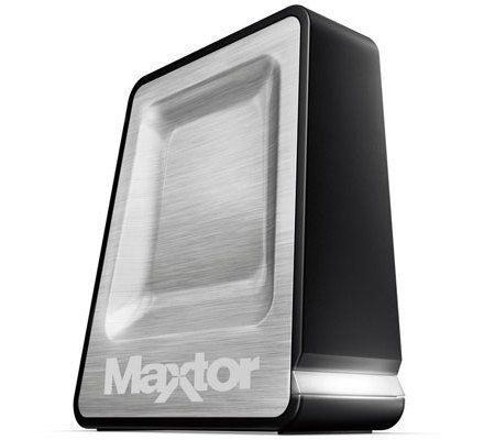 Maxtor One Touch 4 Plus 1 To