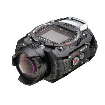 Ricoh WG-M1, la caméra sportive brute de décoffrage
