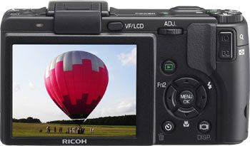 Ricoh GX200 dos