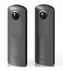 Ricoh Theta V: la première caméra 360° 4K/UHD de la marque