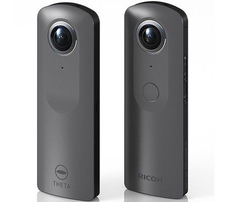 ricoh theta v test complet cam ra 360 les num riques. Black Bedroom Furniture Sets. Home Design Ideas