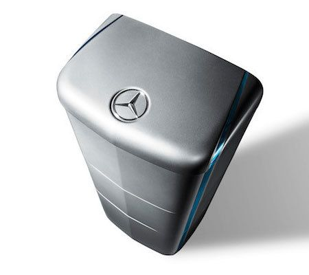 Daimler Batterie domestique Mercedes