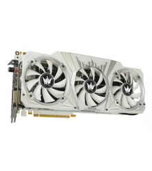KFA² GeForce GTX 1070 HOF: ultra blanche, ultra convaincante