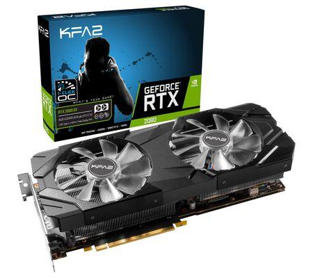 KFA² GeForce RTX 2080 EX
