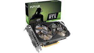 Bon plan – KFA2 GeForce RTX 20601-Click OC à 338,31€