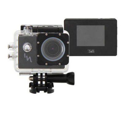T'nB Adrenalin Full HD Wi-Fi, une caméra classique mais bien accessoirisée