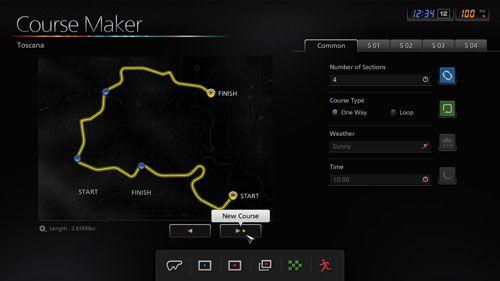 GT5 Course Maker