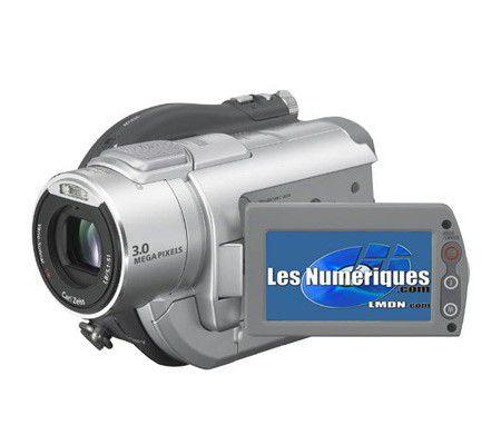 Sony Handycam DCR-DVD404