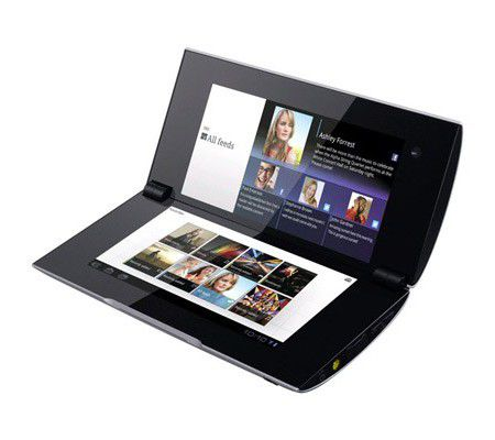 sony tablet p test complet tablette tactile les num riques. Black Bedroom Furniture Sets. Home Design Ideas