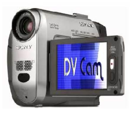 Sony Handycam DCR-HC20