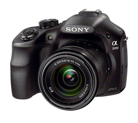 Sony Alpha 3000