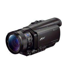 Sony FDR-AX100, le caméscope expert