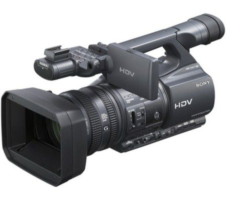 Sony HDR-FX1000E