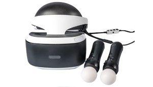 [Épuisé] Soldes – Casque PlayStation VR à 280€