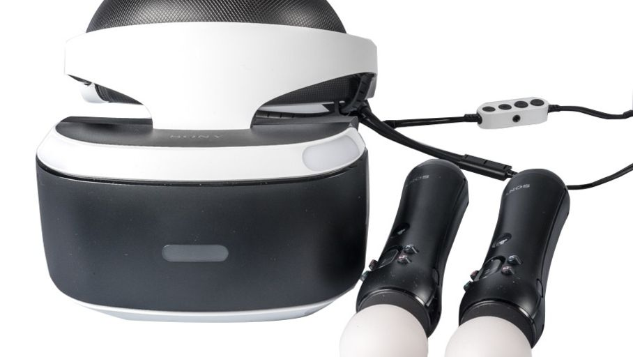 casque realite virtuelle sony playstation vr affichage oled 5 7