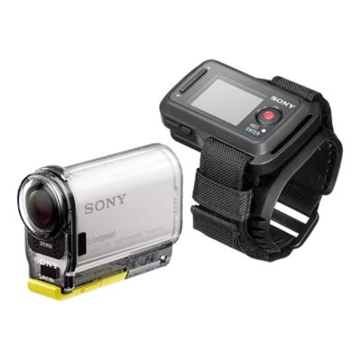 Sony AS100 VR, l'action cam stabilisée, avec GPS et Wi-Fi intégrés