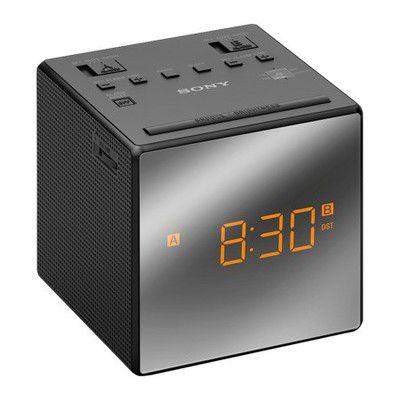 Sony ICF-C1T, un radio réveil minimaliste