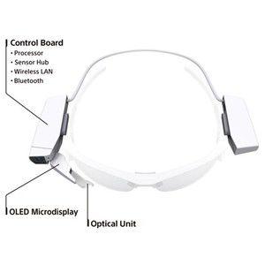 Sony SmartEyeglass Attach!