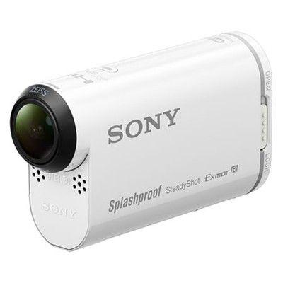 Sony HDR-AS200V, des débrayages et du montage direct