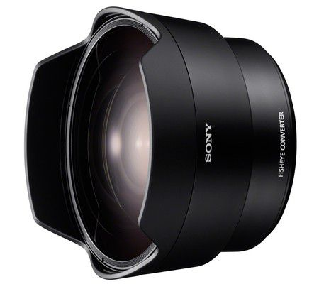Sony SEL057FEC Converteur Fisheye pour SEL28F20