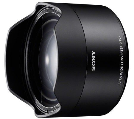 Sony SEL057FEC Converteur grand angle pour SEL28F20