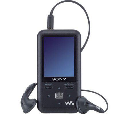 sony walkman nwz s615f test complet lecteur mp3 les num riques. Black Bedroom Furniture Sets. Home Design Ideas