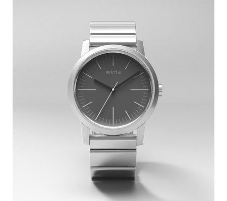 Sony Wena Wrist Quartz Three Hands