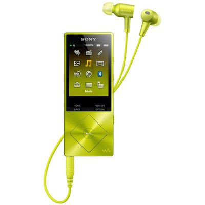 Sony NW-A25HN: le poids plume de l'écoute nomade