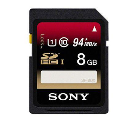 Sony SFUX 8 Go SDHC UHS-I U1