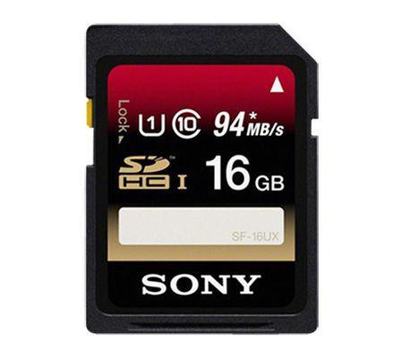 Sony SFUX 16 Go SDHC UHS-I U1