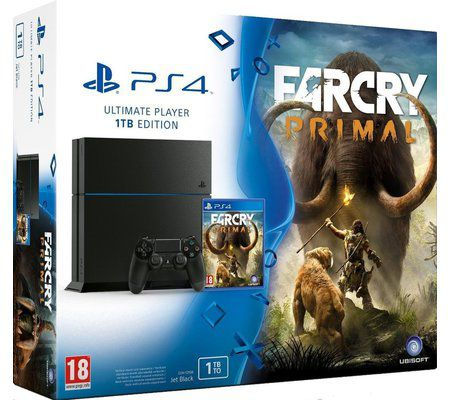 Sony PS4 1 To + Far Cry Primal
