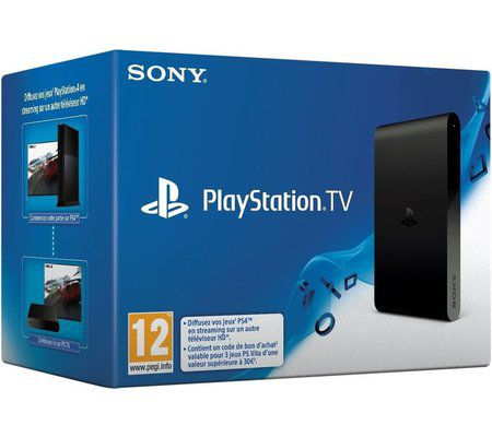 Sony Playstation TV + voucher