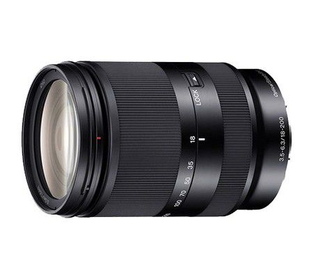 Sony SEL E 18-200 mm f/3,5-6,3 OSS LE