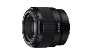 Prime Day – Objectif Sony FE 50 mm f/1,8 à 169 €