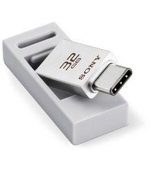 Sony USM-CA1 32 Go: une double connectique USB Type-C / Type-A