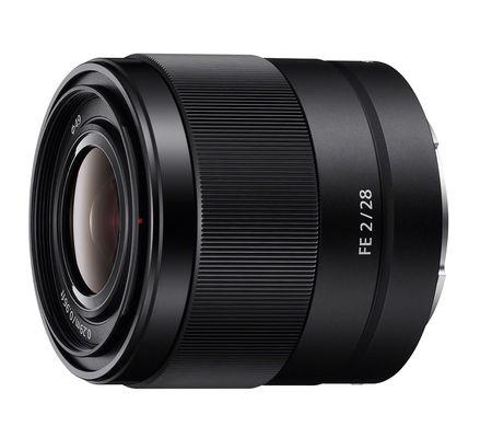 Sony FE 28 mm f/2