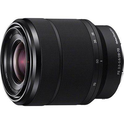 Sony FE 28-70 mm f/3.5-5.6 OSS: peut mieux faire