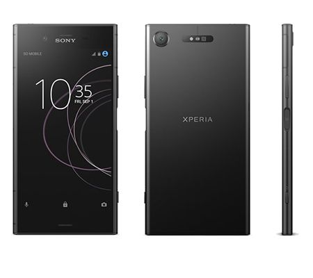 tr s bon smartphone sony xperia xz1 par cyril4494. Black Bedroom Furniture Sets. Home Design Ideas