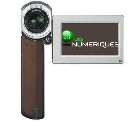 Sony Handycam HDR-TG3E