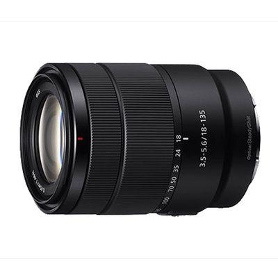 Zoom Sony E 18-135mm f/3,5-5,6 OSS: un classique en APS-C
