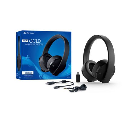 test casque sony gold
