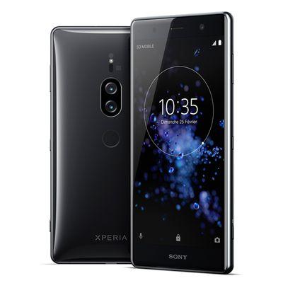 Sony Xperia XZ2 Premium: la puissance au détriment du design