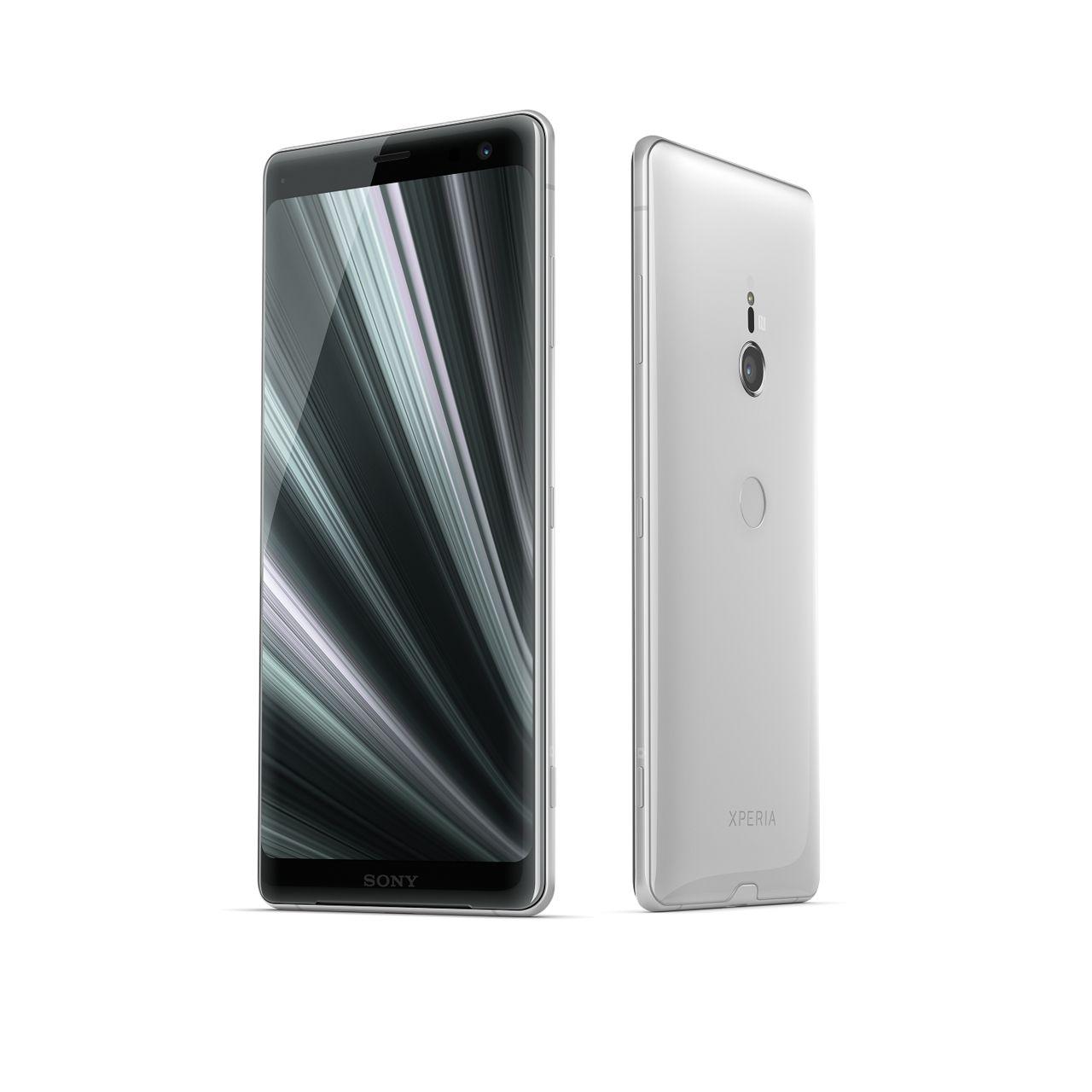 Test Smartphone Sony Xperia Xz3 Une évolution Timide Les Numériques