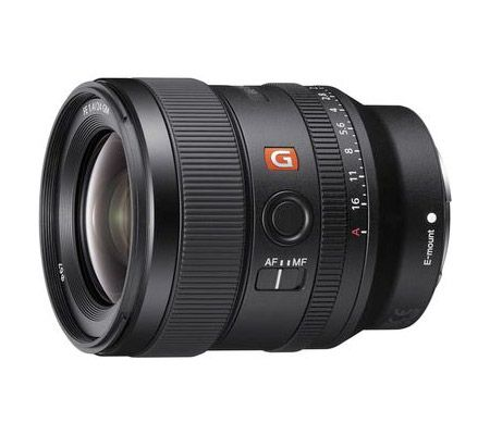 Sony FE 24 mm f/1,4 GM