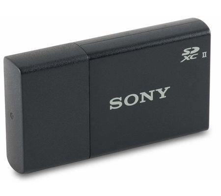 Sony Lecteur de cartes SD Sony MRW-S1 UHS-II/UHS-I (USB3.1 Gen 1)