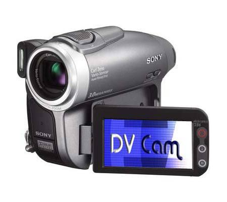 pilote pour camescope sony handycam