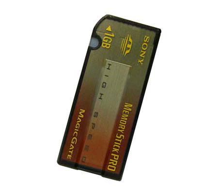 Sony Memory Stick Pro 1GB-MSX-1GN