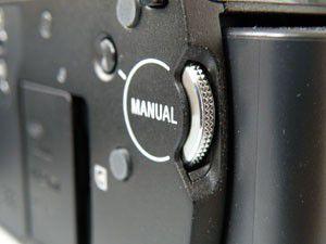 Sony HDR-CX520 - Focus manuel